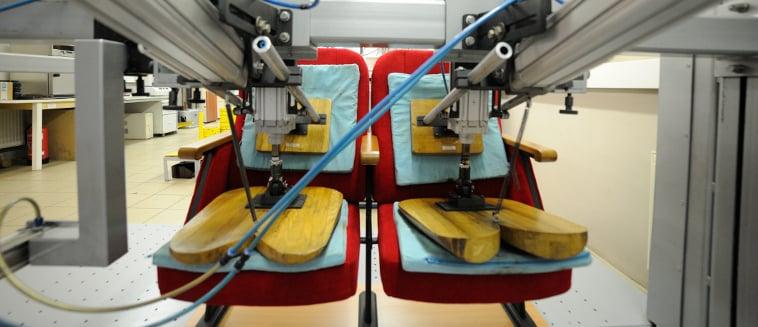 Ranked seating testing